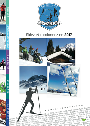 Arcanson brochure Hiver 2016-2017